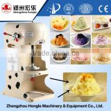 High Quality Ice Shaver Machine Electric Snow Cone Maker Stainless Steel Shaving Crusher