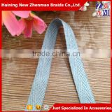 China wholesale herringbone polyester band for mattress tape