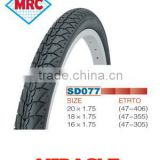 made in china 20x1.75 bmx bicycle tire