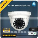 Manufacture 2.0MP Cheap Plastic Housing IR Dome AHD CCTV Camera