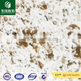 Multi-white quartz stone big slabs for countertops vanity tops