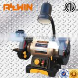"8"" Variable Speed Bench Grinder w/ Work Light                                                                         Quality Choice"