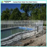 100mm gap between ground and panel Temporary Pool Fences & Fencing from alibaba supplier