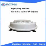Hot sale!! Mobile Car tv satellite antenna with hign gain appearance