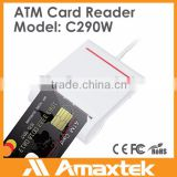 Hot Sale Smart Card Reader ISO 7816 USB 2.0 CCID SLE 4442 Contact Card Reader                                                                         Quality Choice