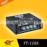 equipment lab gruppen power amplifier YT-118A with CD/VCD/DVD