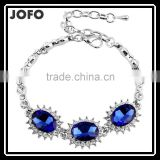 Best Selling Products Austrian Crystal Bracelets XPJ0305