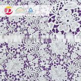 wholesale cheap 100 poly multi color bulk lace softtextile embroidery fabric tulle for sale