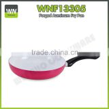 White alumininum pressed frying pan handle sleeves frypan set grill pan for promotion