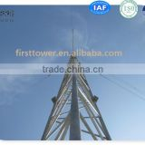 Antenna Guyed Mast wifi communication tower