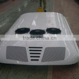 Hot Selling 12/24v 22KW rooftop mounted automobile vehicle air conditioning for 7~8m passenger bus for sale