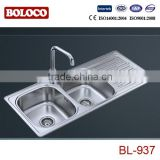 DM 11650 stainless steel sink table BL-937