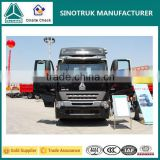 Howo 371 HP 6x4 international tractor truck head for sale