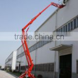 ce approved articulated spider lifts for sale 12-14m