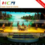advertising led video wall screen for event stage smd indoor led display outdoor panel price