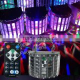 "wholesale MOQ 8pcs ""updated verson"" 9 colors 9*3W led multi derby light cheap price"