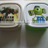 Hot selling widely used custom lunch box for promotional