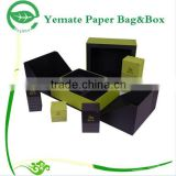new product advertising promotional factory price luxury paper printed beauty cheap makeup box packaging