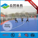 Hot Sale badminton / tennis / futsal / basketball Court Flooring Material