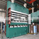 Tyre Tread Vulcanizing Machine / Tyre making Machine