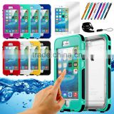 Waterproof bag underwater pouch dry case cover for iPhone 6s plus cellphone                                                                         Quality Choice