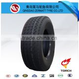 high performance used truck tire inner tube 385/65R22.5 truck tire rack