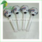 GuangZhou Best Selling Holler Pe Cheering Stick/balloon cheering stick/inflatable bar