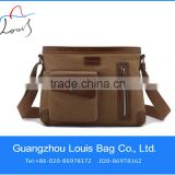 canvas and leather mix bag canvas messenger bag with leather trim cotton canvas messenger bag