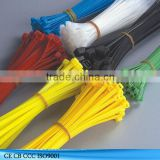 Plastic self-locking nylon cable tie factory sell nylon 66 cable tie in china                                                                         Quality Choice