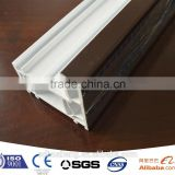 color coextrusion pvc profile for window and door