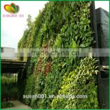 Hot sale artificial plants wall plastic vertical plants wall indoor decoration artificial grass wall