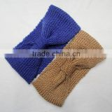 Hair bows wholesale sapphire blue headband goody hair accessories