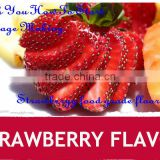 Strawberry liquid and powder food grade flavour