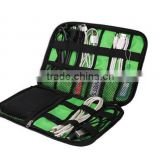 Portable Universal Electronics Accessories Travel Organizer / Hard Drive Bag Case / Cable & Gadget Organiser