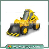 Shantou new item rc excavator remote control car toys for sale