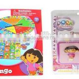 DORA Girl Bingo Board Game Dora Explorer