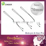 Hair pin bob pinBP012/wide bobby pin/wholesale bobby pin