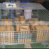 Tailor made mesh box logistics cage with cover bag Image