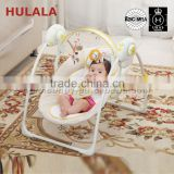 Most Popular European Style Baby Bouncer Rocker Chair With Music