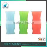 china wholesale irregular colored crystal vase