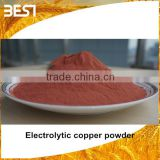 Best05E pure copper ingot for producing electrolytic copper powder