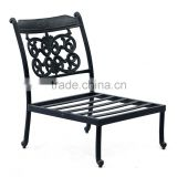 bk-310 office chair parts foldable bean bag full body massage rattan beauty chair