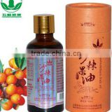 The Top Quality 50ml Seabuckthorn Fruit Oil China Manufacturer Supply Berry Oil 19 Years Healthy Product