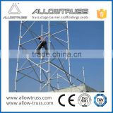 Good overall benefit aluminium mobile japanese scaffold tower