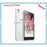 wholesale Lenovo K3 note smartphone Android 5.0 MTK6752 Octa Core RAM 2GB ROM 16GB front 5.0MP back 13MP 5.5 Inch 4G phone