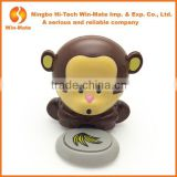 Coffee Color Two 7 cell Monkey Critter Nail Dryer