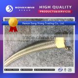 Stainless steel braided washing machine hose/teflon hose