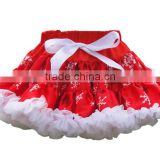 Kapu baby girls mini fluffy tutu skirt latest gowns designs short tight skirts for kids wholesale baby tutu dress manufactory