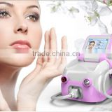 Safe And Effective Portable 808 Diode Laser Treatment For Unwanted Hair Removal From Face By Laser
