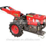 single-furrow plough walking tractor made by weifang shengxuan machinery Co.,Ltd.